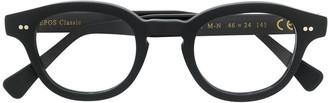 Epos Bronte 2 soft-round frame glasses