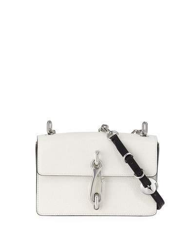 Alexander Wang Hook Medium Leather Shoulder Bag