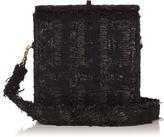 Simone Rocha Twist-clasp tweed bag