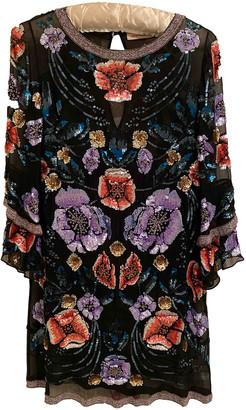 Matthew Williamson Multicolour Glitter Dresses