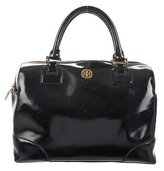 Tory Burch Patent Leather Robinson Satchel