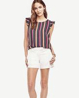 Ann Taylor Petite Cotton City Shorts