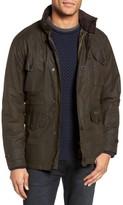Barbour Men's 'Sapper' Regular Fit Waterproof Waxed Cotton Jacket