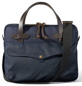 Filson Men's Canvas Tablet Briefcase - Blue