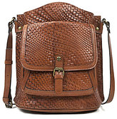 Patricia Nash Woven Collection Lavello Bucket Bag
