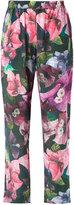 Isolda - silk trousers - women - Silk - 36