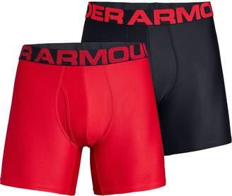 Under Armour Tech 6in Underwear - 2-Pack - Men's