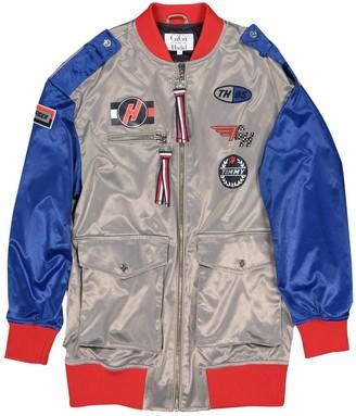 Gigi Hadid X Tommy Hilfiger Grey Jacket for Women