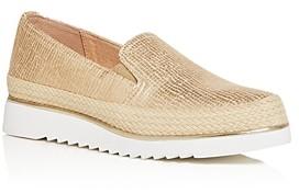 Donald J Pliner Women's Finni Wedge Loafer Sneakers