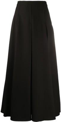 Katharine Hamnett Pleated Maxi Skirt