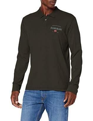 Napapijri Men's EILS Polo Shirt,L