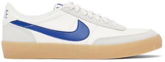 Nike White Killshot 2 Sneakers