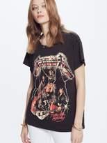 Mother MadeWorn - Metallica Ride Crew Tee - Faded Black