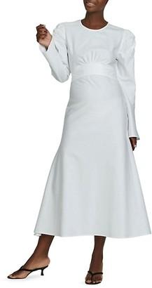 Maggie Marilyn Feel The Breeze Long-Sleeve Midi Dress