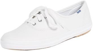 Keds Women's CHAMPION LEATHER Sneaker