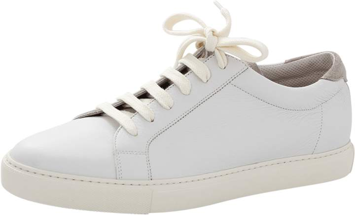 Brunello Cucinelli Leather Sneaker