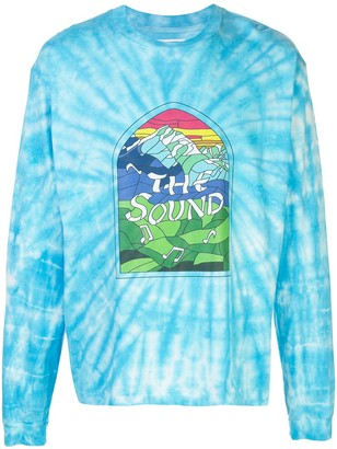Just Don tie dye T-shirt