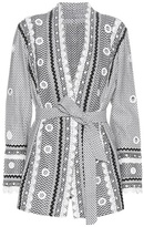Dodo Bar Or Embroidered cotton jacket