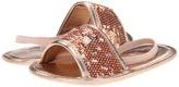 Stuart Weitzman Baby Cantaloupe (Infant) (Rose) - Footwear