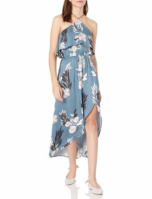 Somedays Lovin Women's After The Storm Floral Print Maxi Dress