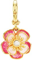 Juicy Couture Hibiscus Flower Charm