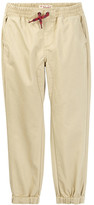 Original Penguin Twill Jogger Pant (Big Boys)