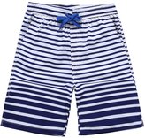 APTRO Men's Summer Casual Swim Trunks Adjustable Drawstring Boardshort Stripes M