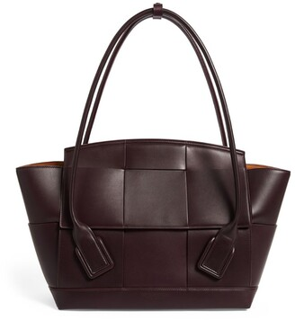 Bottega Veneta Arco 48 Top-Handle Bag
