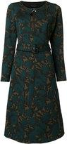 Etro jacquard belt dress