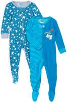 Intimo Goodnight Moon Footie Pajama Set - Toddler