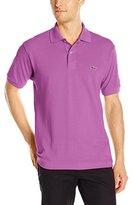 Lacoste Men's Short Sleeve Pique L.12.12 Original Fit Polo Shirt