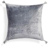 Nordstrom Shimmer Velvet Tassel Pillow