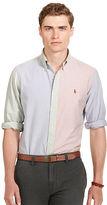 Polo Ralph Lauren Patterned Cotton Oxford Shirt