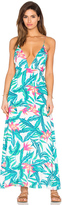 MinkPink Panama Palms Dress