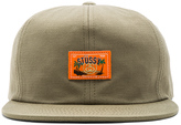 Stussy Jungle Cloth Snapback