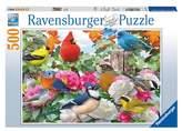 Ravensburger Garden Birds Puzzle – 500 Pieces