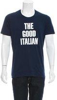 Caruso Graphic Crew Neck T-Shirt w/ Tags