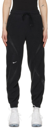 Nike Black NSW Archive Remix Lounge Pants