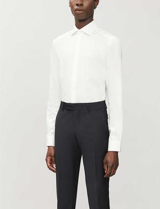 Reiss Remote slim-fit cotton shirt