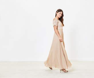 Oasis Bardot Bridesmaid Dress