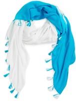 Echo Women's Tie Dye Tassel Wrap