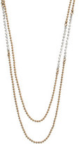 Madewell Glimmerchain Layer Necklace