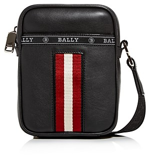Bally Heyot Leather Belt Bag