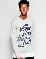Minimum Never Mind The Lyrics Long Sleeve Top