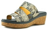 Cole Haan Womens Allesa Grand Sandal Open Toe Casual Platform Sandals.
