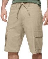Sean John Shorts, Big and Tall Linen Cargo Shorts