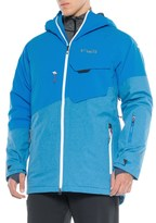 Columbia First Tracks Omni-Tech® Jacket - Waterproof, 860 Fill Power (For Men)