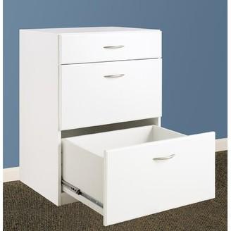 "ClosetMaid Dimensions 36"" H x 24"" W x 19"" D 3 Drawer Base Cabinet"