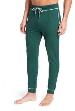 Jared Lang Lounge Pant with Contrast Trim