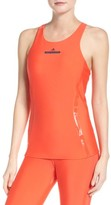 adidas by Stella McCartney Women's Run Tank With Built-In Bra